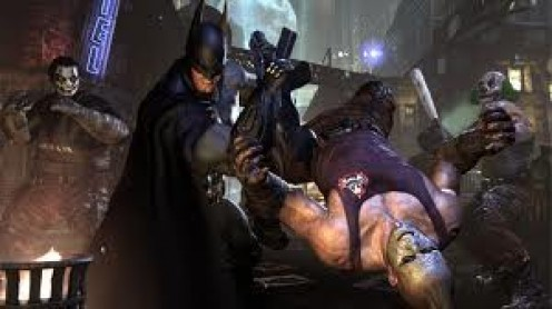 Batman: Arkham City is a video game for the PS3 and the Xbox 360. It has excellent graphics, sound and gameplay.