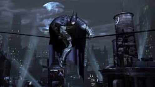 Batman: Arkham City was released for the Playstation 3 and the Xbox 360.