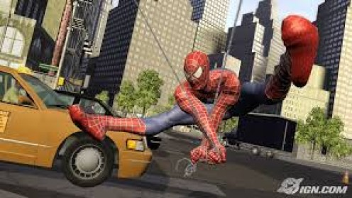 Spiderman 3: The video game was made for the PS3 And Xbox 360 gaming systems.