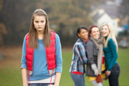Although mean girls exist in the prekindergarten to elementary school levels, it is prevalent in the junior high & high school levels.