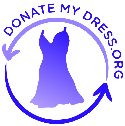 Donate My Dress Logo