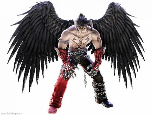 Tekken's Devil Jin