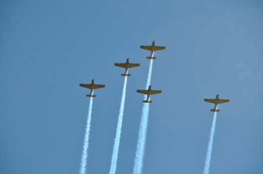 Missing-Man-Formation
