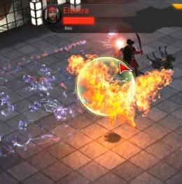 Marvel Heroes Defeat Elektra