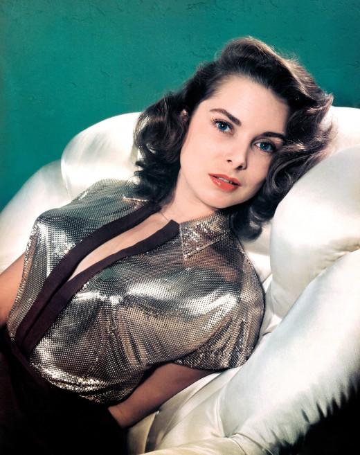(2) Janet Leigh, actress.