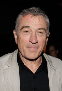 (5) Robert De Niro, astounding actor.