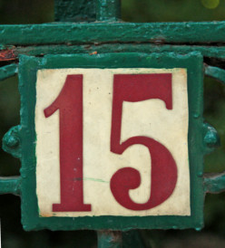 Easy Trick for Multiplying Numbers by 15 -- Mental Math Tips