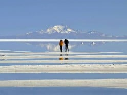 The World's Largest Salt Flat - Salar de Uyuni