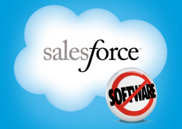 Salesforce - all in one place for business apps