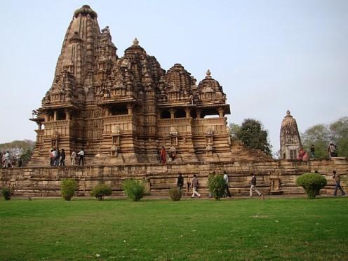 Mahadeva Temple, Khajuraho, India