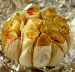 Easy to follow roasted garlic and fresh herb recipe.