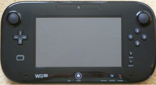 If you're going to be recording the Wii U gamepad, make sure there's no glare on the screen!