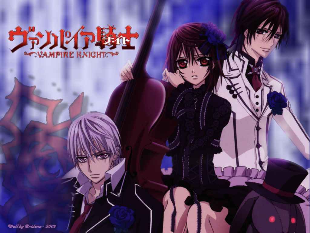 6 animes like vampire knight hubpages