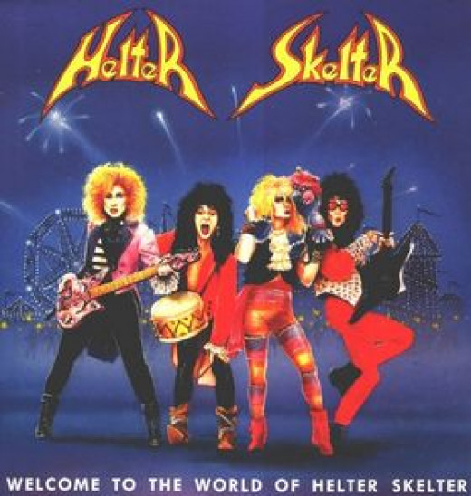 Helter Skelter - WELCOME TO THE WORLD OF HELTER SKELTER