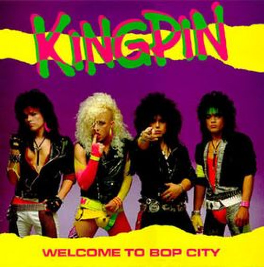Kingpin - WELCOME TO BOP CITY