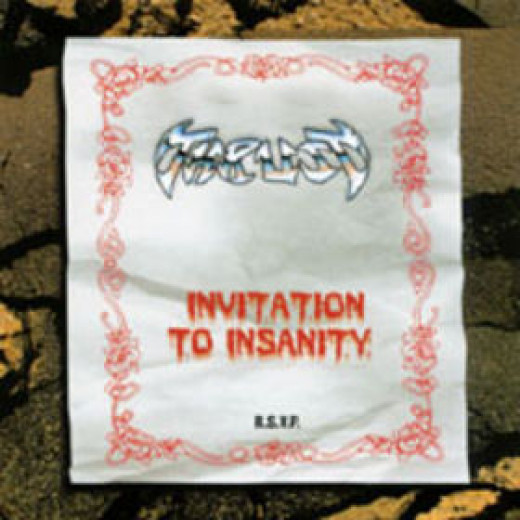 Thrust - INVITATION TO INSANITY