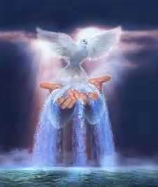 This picture depicts the cleansing the Word of God and the Holy Spirit is doing in and through us