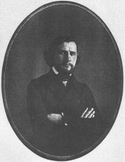 Portrait of Ivan Turgenev