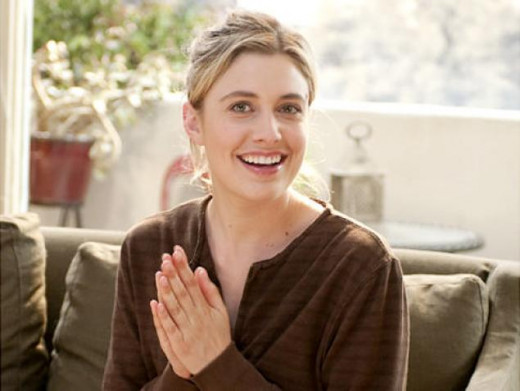 """This is Greta Gerwig who I would cast to play Julie Barenson, the novel's main character.  She seems soft and is beautiful despite being very """"normal."""""""