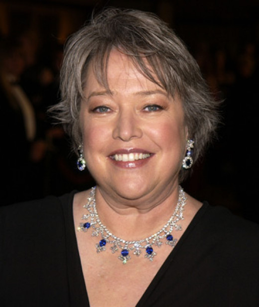 Kathy Bates is a phenomenal actress and she is, in my opinion the quintessential mother-figure.  That makes her perfect for the role of Mabel.