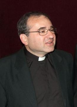 Rev. Jose Gabriel Funes, Vatican Astronomer