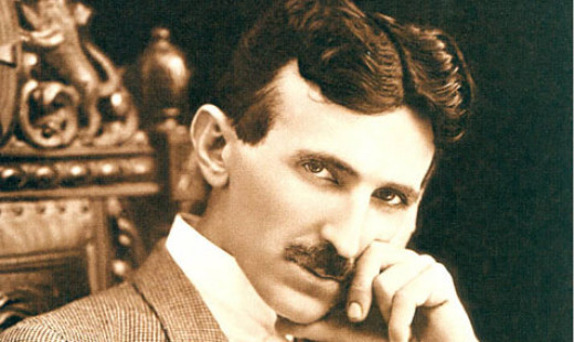 Nikola Tesla brought in the next innovation with the poly-phase AC motor that replaced steam as the driver of industry.