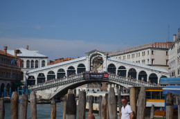 'Realto Bridge over the Grand Canal' from Tony DeLorger