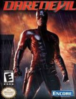 Daredevil for the Nintendo Game Boy Advance - Another movie tie-in game
