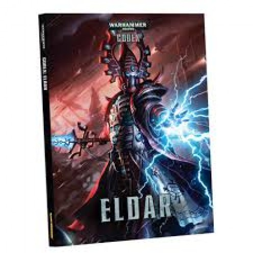 New Eldar Codex 6th Edition Review Warhammer 40k - Phoenix Lords