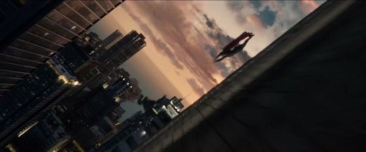 The action sequences were fantastic, especially Superman's climactic battle against General Zod across Metropolis