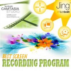 Best Screen Recording Program