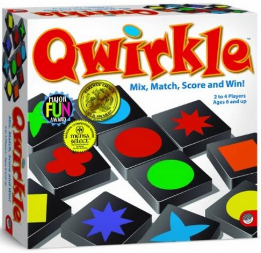 Qwirkle Board Game Qwirkle Board Game