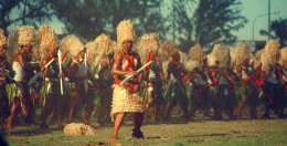 The Tongan people are a tribe who use oral tradition to pass down familial legacy.