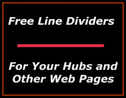 Line Dividers To Enhance Webpages