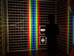 The Oculus Rift, a Virtual Reality.