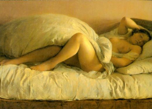 Vienna Style Nude