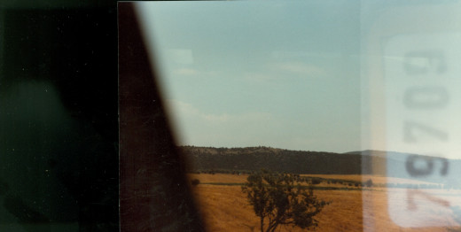 End of the film roll