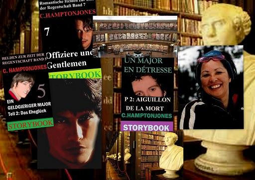 e-books collage