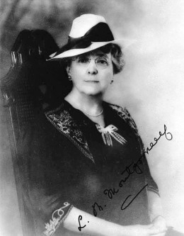 Lucy Maud Montgomery (between 1920 and 1930)