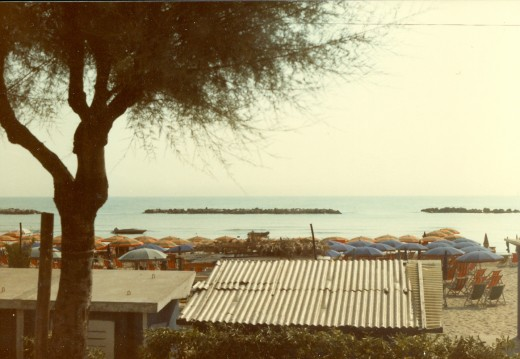 Hydra's beach
