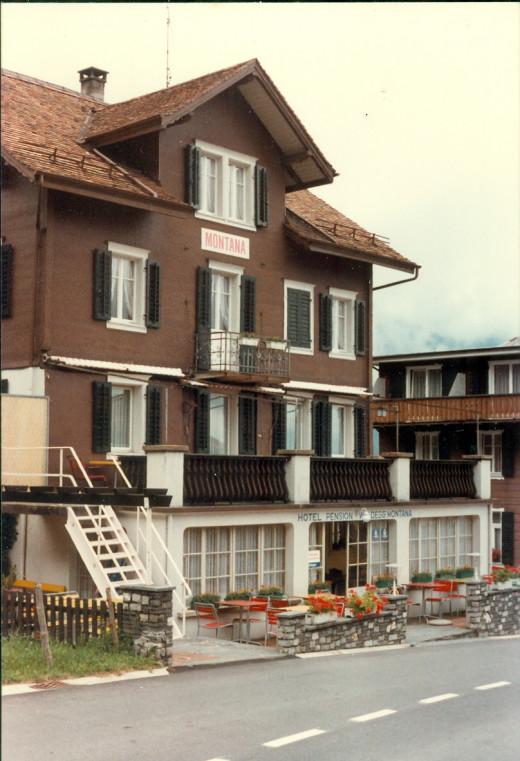 Montana Hotel, Seelisburg