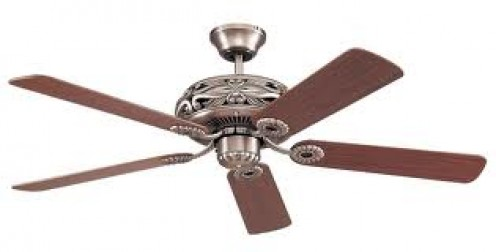 Ceiling fans are very cost efficient as they do not use much power. They arewrfect for the spring time and when it's just a little warm.