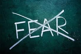 Conquering your fear of failure helps you a lot to achieve success