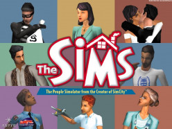 Retro Games - The Sims