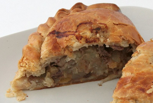 Things To Do In Falmouth: Eat Real Cornish Pasties