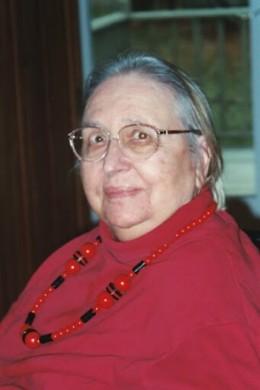 My mother Evelyn Leekley