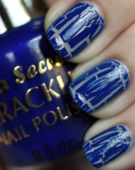 Crackle Effect Polish