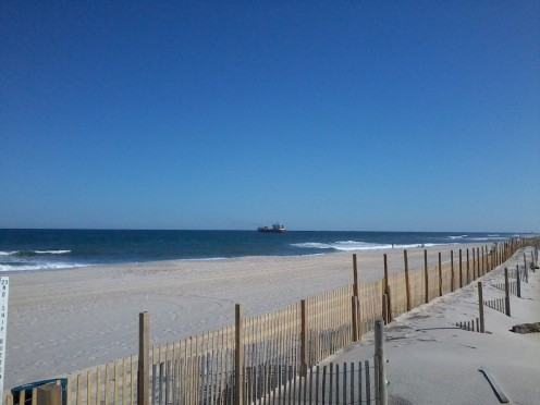 SHIP BOTTOM, LBI BEACHES RESTORED AND READY FOR SUMMER