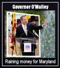 O'Malley's Maryland Rain Tax Details Prove Fatal