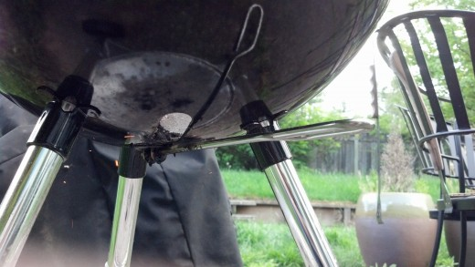 Weber Grill Vent